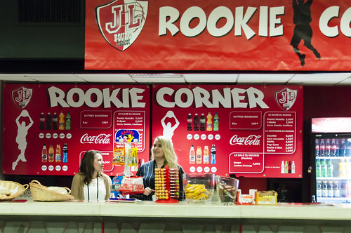 Rookie Corner - ©JacquesCormarèche