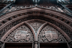 John Rylands Library (Rob Pridham) Tags: manchester johnrylands library neogothic