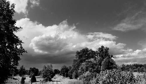 Road near Hovetorp