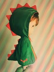 Conrad the Dinosaur (TuSabesBlythe) Tags: kozy conrad doll blythe bl takara