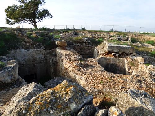 Royal Tombs , Tuzla, cemetery (7)