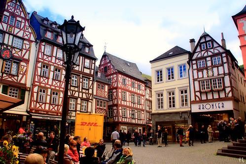 Bernkastel Marketplace