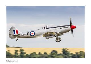 Spitfire Mk FR XVIIIe SM845 [Explored]