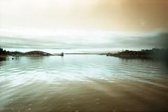 film (La fille renne) Tags: film analog 35mm lafillerenne oslo norway hike hiking landscape lomolca lomochrome lomochrometurquoise lomochrometurquoisexr100400 turquoise sea oslofjord sky