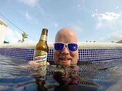 Pool selfie :-) (felt_tip_felon) Tags: