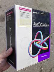 Wolfram Research Mathematica (Sameli) Tags: box research software mathematica wolfram