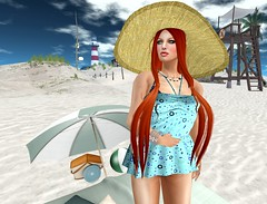 Nothing Like Summer at The Jersey Shore - Collabor88 (gingerfanshaw) Tags: beauty store truth secret lamb glam must tableau affair poses bens zoz vivant entice teefy collabor88