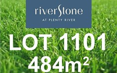 Lot 1101, Orchard Road (Riverstone at Plenty River), Doreen VIC