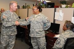 New AG visits 192nd Fighter Wing (Virginia Guard Public Affairs) Tags: virginia unitedstatesofamerica langleyairforcebase virginianationalguard 192ndfighterwing