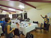 AkvoFLOW Training June 2014 - Republic of Vanuatu (everyoneisgone) Tags: training landscape vanuatu aulia rsr akvo akvoflow amintangshu