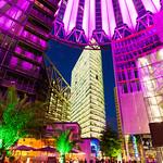 Night Light Sony Center