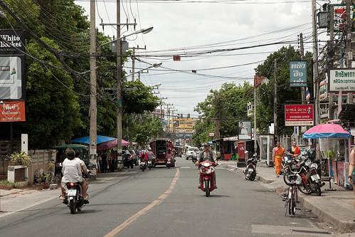 Chiang Mai, Singharat Road