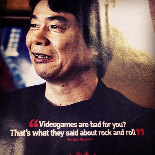 Mr. Shigeru Miyamoto