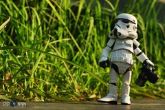 Time for moment (didonnn) Tags: starwars stormtrooper toyphotography hybridmetalfiguration herocross toygraphyid