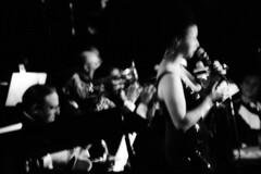 New York Blue Note Jazz Club B&W 1993 032 Wynton Marsalis Trumpeter & Hendricks (photographer695) Tags: new york blue bw club jazz 1993 note