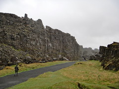 ingvellir National Park (quiggyt4) Tags: nature river landscape denmark volcano waterfall iceland rocks hiking flag parliament canyon cliffs historic unescoworldheritagesite unesco danish geology cairns independence scandinavia rapid unescoworldheritage thingvellir ingvellir 1944 icelandic goldencircle rift ronpaul midatlanticridge ows occupy ingvellirnationalpark occupywallstreet