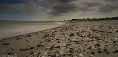 solitary place (Diggler Photography) Tags: beach stone strand germany place solitary zingst