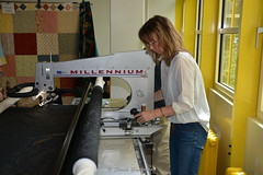 Textile Art 2014  052 (Frank Guschmann) Tags: nikon textileart 2014 d7100 longarmquilting blücherstrase carlvonossietzkyschule frankguschmann nikond7100 textileart2014