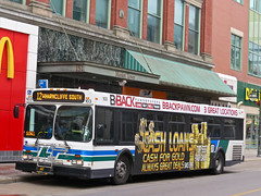 London Transit Commission 103 (YT   transport photography) Tags: new bus london flyer transit commission d40lf