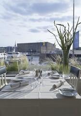 View from Verandan (grandhotelstockholm) Tags: bar restaurant hotel stockholm verandan lhw grandhtel luxuryhotels leadinghotelsoftheworld grandhotelverandan verandanview