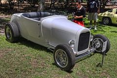 Hot Rods @ Lacy Park (dmentd) Tags: ford modela hotrod streetrod 1929 roadster