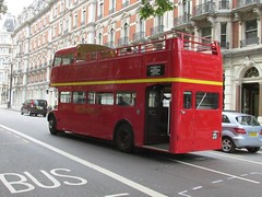 RML2621, Victoria, London, 23/06/14 (aecregent) Tags: 6 london rear victoria routemaster parkroyal aec rml premiumtours nml621e rml2621 230614 victoria2014 londonbuses2014