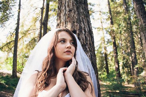 UC Davis Bridal Shoot