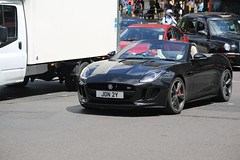 Jaguar F-type S V8 (kenjonbro) Tags: uk england black london westminster trafalgarsquare sunny convertible jaguar cabrio charingcross v8 themall sw1 roadster ftype worldcars kenjonbro ftypes canoneos5dmkiii kencorner canonzoomlensef9030014556 jon2y