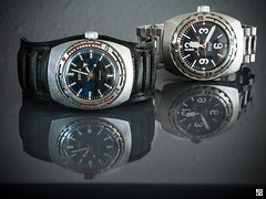 Vostok Amphibia (Chez Joe) Tags: vintage watches watch vostok montre watche russe amphibia montrevintage montrerusse vostok1967