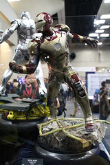 IMG_7551 (willdleeesq) Tags: ironman marvel comiccon marvelcomics sideshow sdcc sandiegocomiccon comiccon2014 sdcc2014 sandiegocomiccon2014