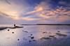 sunset (Thunderbolt_TW) Tags: sunset sea sky sun reflection water windmill canon landscape taiwan 夕陽 台灣 日落 風景 hy windturbine bai 彰化 changhua 風車 彰濱 西濱 肉粽角 彰濱工業區 風景攝影 hsienhsi 線西 fave50 changpingindustryarea hybai
