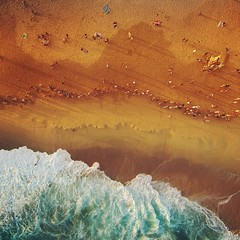 ocean people texture beach colors little small perspective tiny layers aerialphotography dirka drone thewedge phantom2 gopro quadcopter vsco dirkdallas vscocam djiphantom djiphantom2 fromwhereidrone droneography