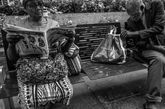 Gracious Home (Giovanni Savino Photography) Tags: newyorkcity newyork streets bench manhattan streetphotography homelessness gracioushome newyorkstreetphotography magneticart giovannisavino