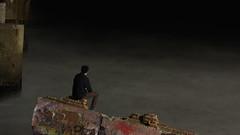 Muelle Vergara (Nicols Pereira) Tags: valparaiso noche muelle mar viadelmar vergara