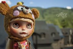 Alice in Linsoles, Pirineos