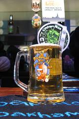 Oakham Ales Citra - Peterborough, UK (Neil Pulling) Tags: beer peterborough realale citra oakhamales peterboroughbeerfestival2014 oakhamalescitra