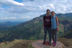 Samen op Small Adams Peak