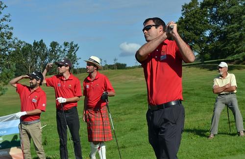 Golf Trophy 10