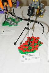 BrickFair VA '14 Micro + (EDWW day_dae (esteemedhelga)™) Tags: lego micro moc afol edww daydae esteemedhelga brickfairva