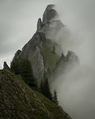 Wolfs Ort (Tonton Dave) Tags: mountain nature montagne landscape switzerland suisse fribourg paysage freiburg gastlosen alpage