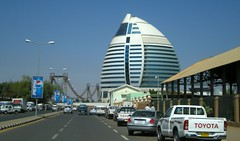 "khartoum street • <a style=""font-size:0.8em;"" href=""http://www.flickr.com/photos/62781643@N08/14850143042/"" target=""_blank"">View on Flickr</a>"