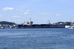 140808-N-AI901-001 (U.S. Pacific Fleet) Tags: navy bremerton constellation brownsville portorchard psns inactiveships