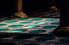 Open and shadowed (Melissa Maples) Tags: turkey nikon asia floor trkiye mosque nikkor vr afs  18200mm  f3556g  beyehir 18200mmf3556g erefolu d5100