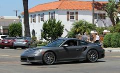 Porsche 911 Turbo S (991) (SPV Automotive) Tags: sports car grey 911 s exotic turbo porsche coupe 991