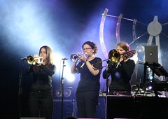 Public Service Broadcasting Horn Section