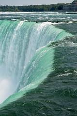 The Horseshoe Falls [Niagara Falls - 4 August 2014] (Doc. Ing.) Tags: wild summer ontario canada nature water river niagarafalls waterfall niagara waterfalls northamerica horseshoe escarpment on 2014 canadianfalls