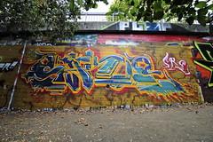 SAKOE (STILSAYN) Tags: california graffiti oakland bay east area 2014 sakoe