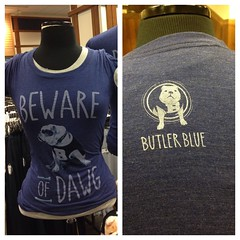 """A closer look at the front & back designs of my new @19nine_threads t-shirt. Pick yours up at the #Butler Bookstore! • <a style=""""font-size:0.8em;"""" href=""""http://www.flickr.com/photos/73758397@N07/14934308377/"""" target=""""_blank"""">View on Flickr</a>"""