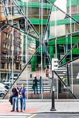Bilbao (pericoterrades) Tags: edificio bilbao bilbo osakidetza