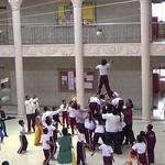 student breaking  dahihandi 2